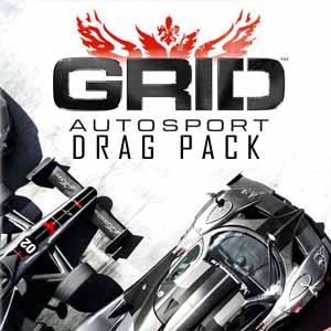 Comprar GRID Autosport Drag Pack CD Key Comparar Precios