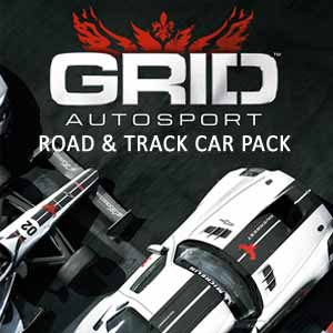 Comprar GRID Autosport Road & Track Car Pack CD Key Comparar Precios