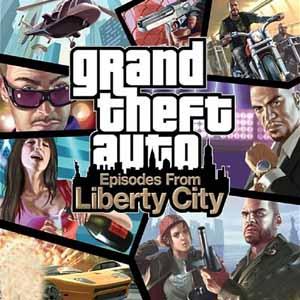 Comprar GTA 4 Episodes from Liberty City Xbox 360 Code Comparar Precios