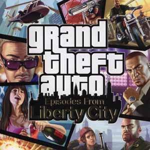 Comprar GTA Episodes from Liberty City PS3 Code Comparar Precios