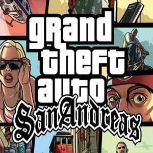 Comprar GTA San Andreas PS3 Code Comparar Precios