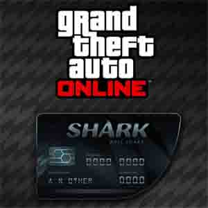 Comprar GTAO Bull Shark Cash Card Tarjeta Prepago Comparar Precios