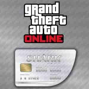Comprar GTAO Great White Shark Cash Card Tarjeta Prepago Comparar Precios