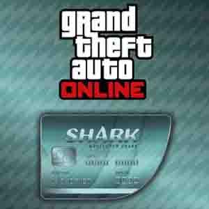 Comprar GTAO Megalodon Shark Cash Card Tarjeta Prepago Comparar Precios
