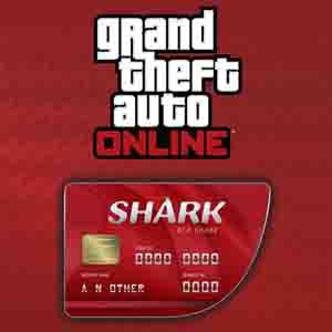 Comprar GTAO Red Shark Cash Card Tarjeta Prepago Comparar Precios