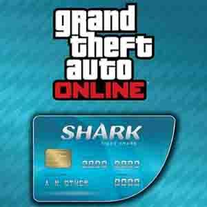 Comprar GTAO Tiger Shark Cash Card Tarjeta Prepago Comparar Precios