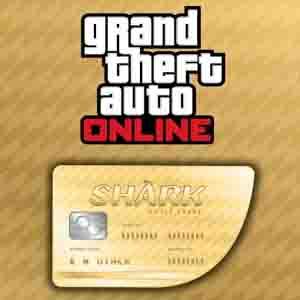 GTAO Whale Shark Cash Card
