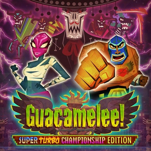 Comprar Guacamelee! Super Turbo Championship Edition CD Key Comparar Precios
