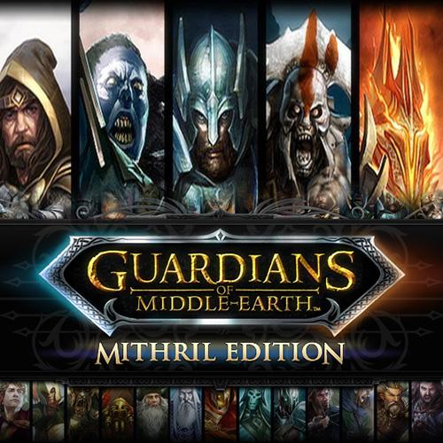 Comprar Guardians of Middle-earth Mithril Edition CD Key Comparar Precios