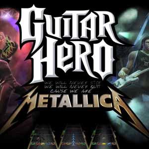 Comprar Guitar Hero Metallica Xbox 360 Code Comparar Precios