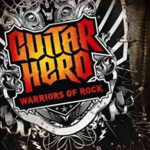 Comprar Guitar Hero Warriors of Rock PS3 Code Comparar Precios
