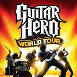 Comprar Guitar Hero World Tour Xbox 360 Code Comparar Precios