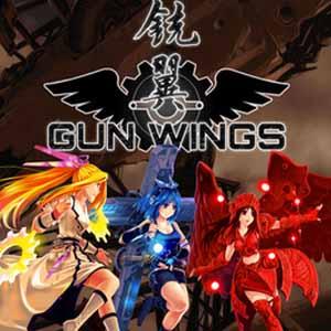Comprar Gun Wings CD Key Comparar Precios