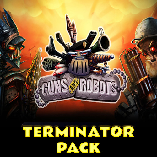 Comprar Guns and Robots Terminator Pack CD Key Comparar Precios