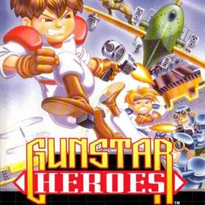 Comprar Gunstar Heroes CD Key Comparar Precios