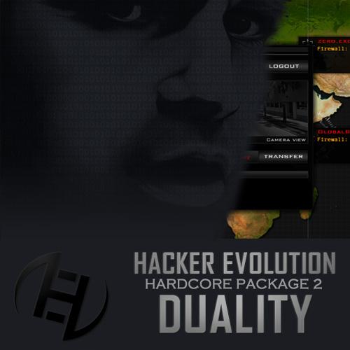 Comprar Hacker Evolution Duality Hardcore Package 2 CD Key Comparar Precios