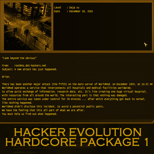 Comprar Hacker Evolution Hardcore Package 1 CD Key Comparar Precios