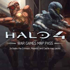 Comprar Halo 4 War Games Map Pass Xbox 360 Code Comparar Precios