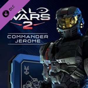 Halo Wars 2 Commander Jerome Leader Pack