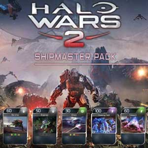 Halo Wars 2 Shipmaster Pack