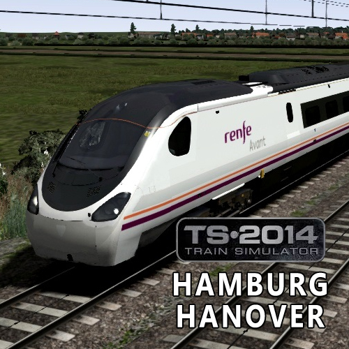 Comprar Train Simulator Hamburg Hanover CD Key Comparar Precios