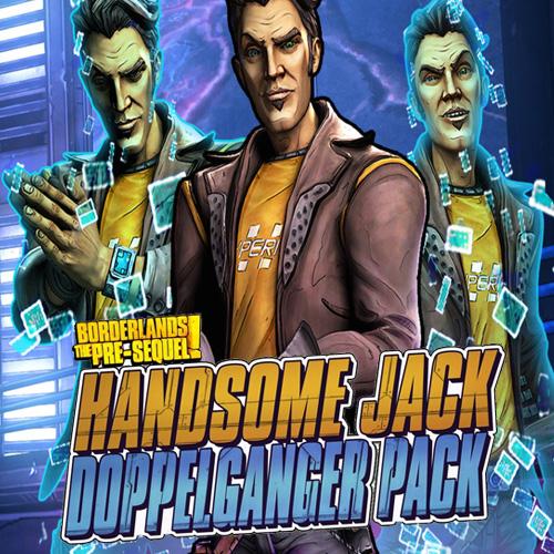 Comprar Handsome Jack Doppelganger Pack CD Key Comparar Precios