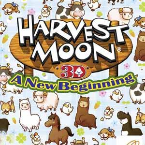 Comprar Harvest Moon 3D A New Beginning Nintendo 3DS Descargar Código Comparar precios