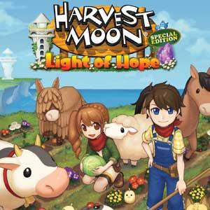 Comprar Harvest Moon Light Of Hope Ps4 Barato Comparar Precios