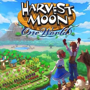 Comprar Harvest Moon One World Nintendo Switch Barato comparar precios