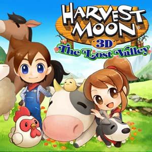 Comprar Harvest Moon The Lost Valley Nintendo 3DS Descargar Código Comparar precios