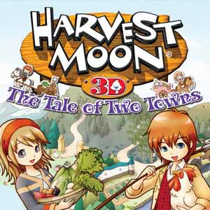 Comprar Harvest Moon The Tale of Two Towns Nintendo 3DS Descargar Código Comparar precios