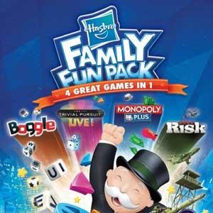 Comprar Hasbro Family Fun Pack Xbox One Code Comparar Precios