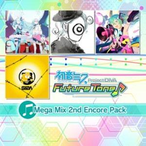 Hatsune Miku Project DIVA Future Tone Mega Mix 2nd Encore Pack