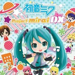 Comprar Hatsune Miku Project Mirai DX Nintendo 3DS Descargar Código Comparar precios