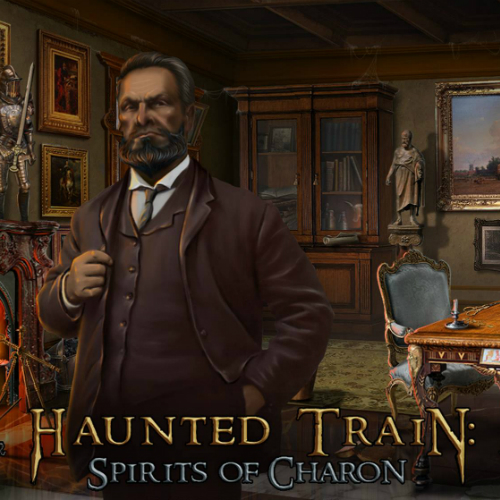 Comprar Haunted Train Spirits of Charon CD Key Comparar Precios