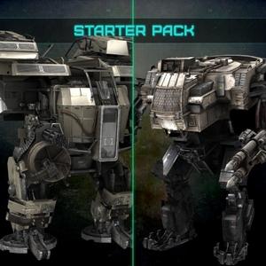 HAWKEN Starter Pack