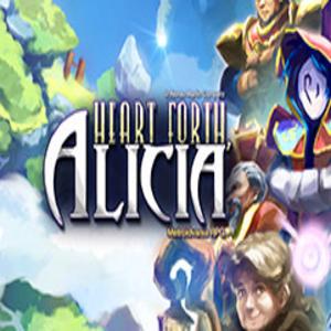 Heart Forth Alicia
