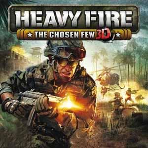 Heavy Fire Afghanistan The Chosen Few 3D