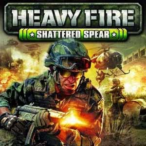 Comprar Heavy Fire Shattered Spear PS3 Code Comparar Precios