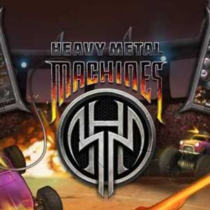 Comprar Heavy Metal Machines CD Key Comparar Precios