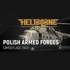 Comprar Heliborne Polish Armed Forces Camouflage Pack CD Key Comparar Precios