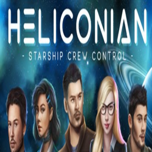 Heliconian Starship Crew Control