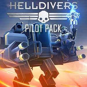 Comprar HELLDIVERS Pilot Pack CD Key Comparar Precios
