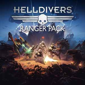 Helldivers Ranger Pack