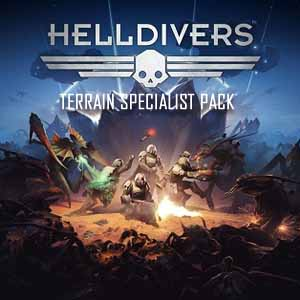 Comprar HELLDIVERS Terrain Specialist Pack CD Key Comparar Precios