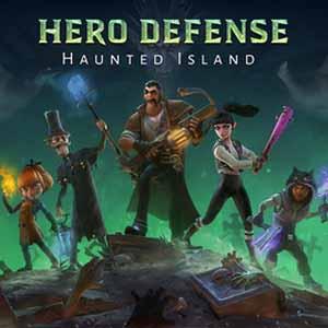 Comprar Hero Defense Haunted Island CD Key Comparar Precios