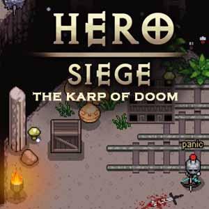 Comprar Hero Siege The Karp of Doom CD Key Comparar Precios