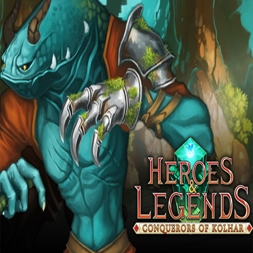 Comprar Heroes & Legends Conquerors of Kolhar CD Key Comparar Precios
