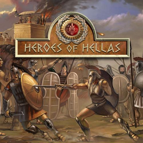 Comprar Heroes of Hellas CD Key Comparar Precios