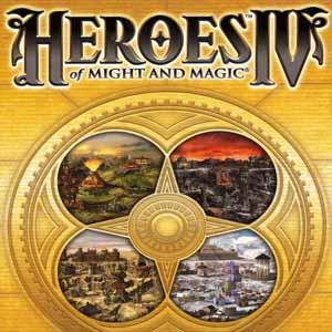 Comprar Heroes of Might and Magic 4 CD Key Comparar Precios